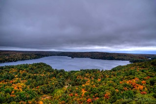 Up On The Dorset Fire Tower | by Ed Boutilier