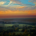 view from clent hills