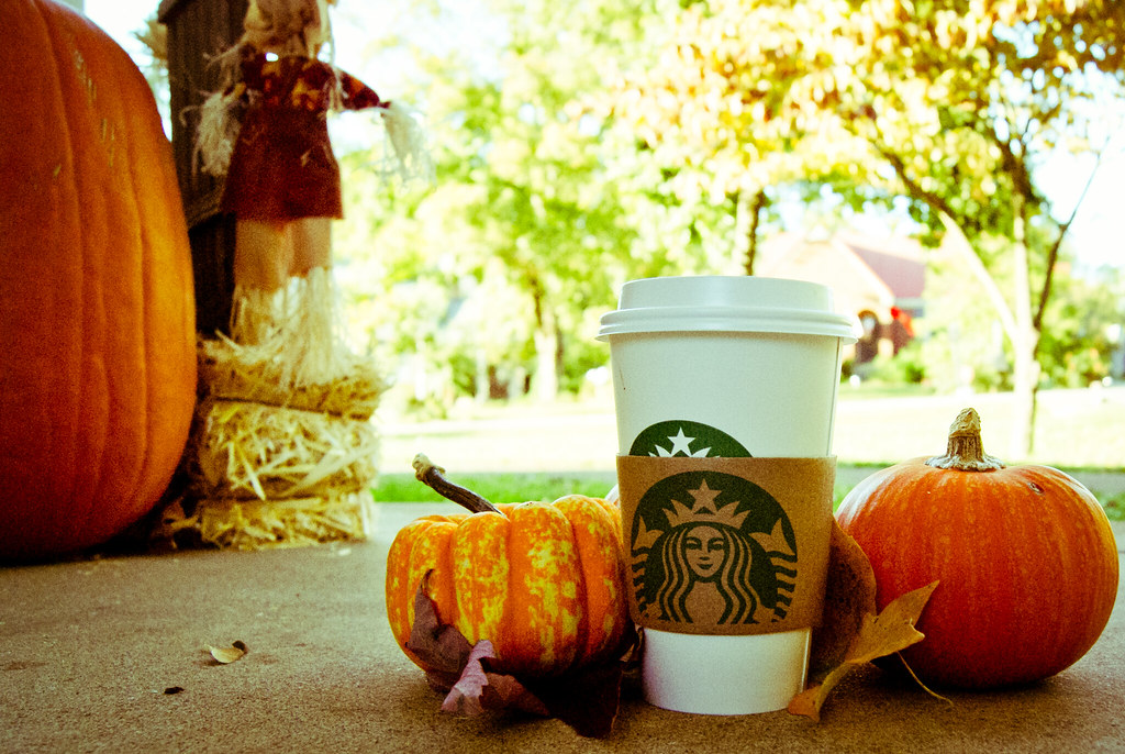White Girl Starbucks Typical Drink