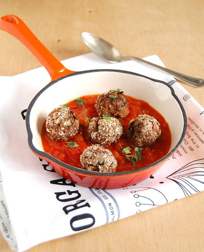 Meatballs - Jamie's and mine / Almôndegas - do Jamie e minhas | by Patricia Scarpin