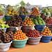 Local produce on the roadside