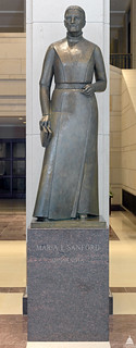 Maria L. Sanford Statue | by USCapitol