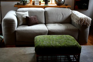 Grey Loveseat | by Sweet.Eventide