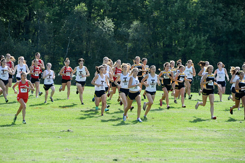 Women's Cross Country 2011 | by BantamSports