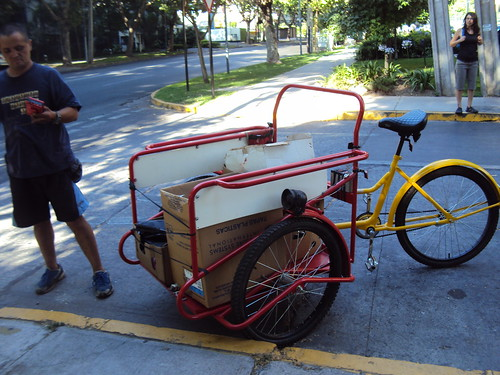 Santiago Tricycle - Triciclo | by Global Greenways