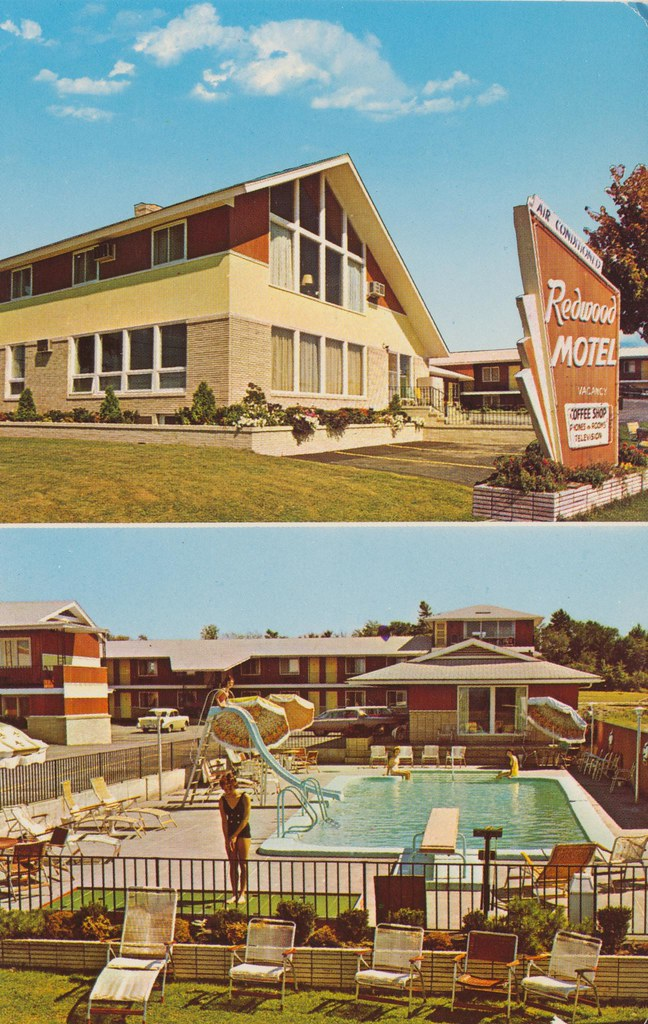 Redwood Motel and Coffee Shop - South Burlington, Vermont