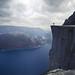 Preikestolen cliff Lysefjorden - Stavanger Norvège