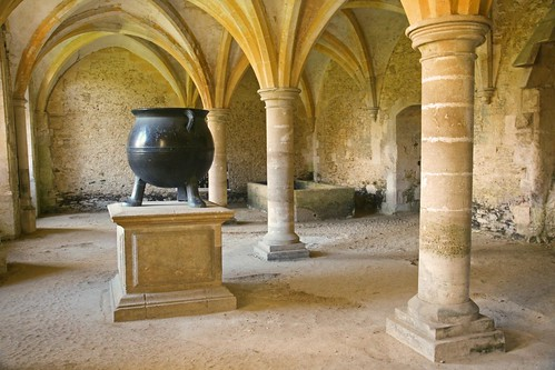 Warming Room at Lacock Abbey | by moz278