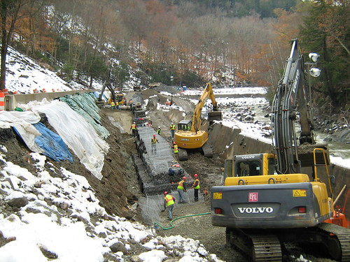 Route 2 Reconstruction, November 4, 2011 | by MassDOT