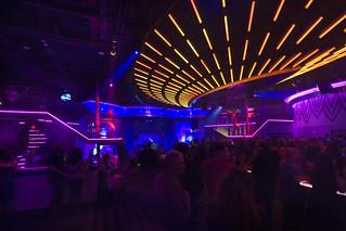 Casino Nightclub Décor   Custom LED Lighting Design   Loun ...