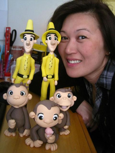 George o curioso, Homem de Chapéu Amarelo e eu ! | Explore A ...