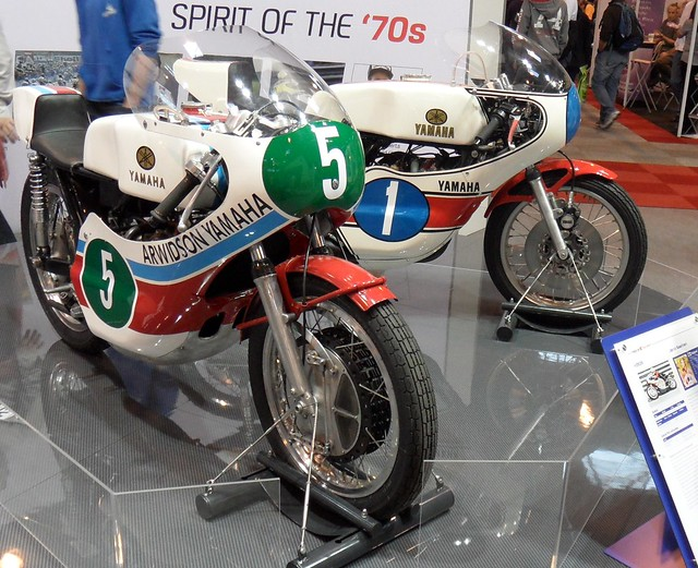 1970s Yamaha Motor racing BikesYamaha Racing Bike