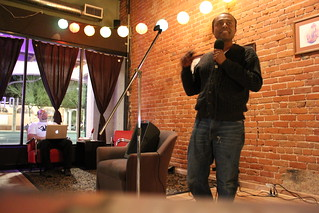 3rd Thursday Open Mic | by crume