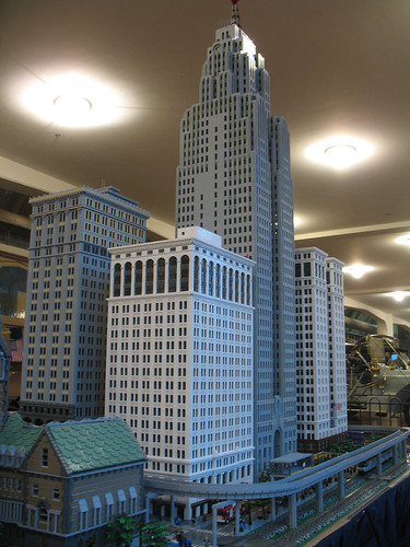 Michigan LEGO Train Club Display at The Henry Ford - 2011 | by DecoJim
