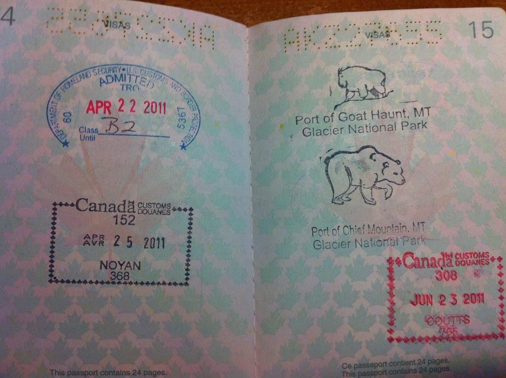 Usa Canada Entry To Us At Churubusco Ny Trout River