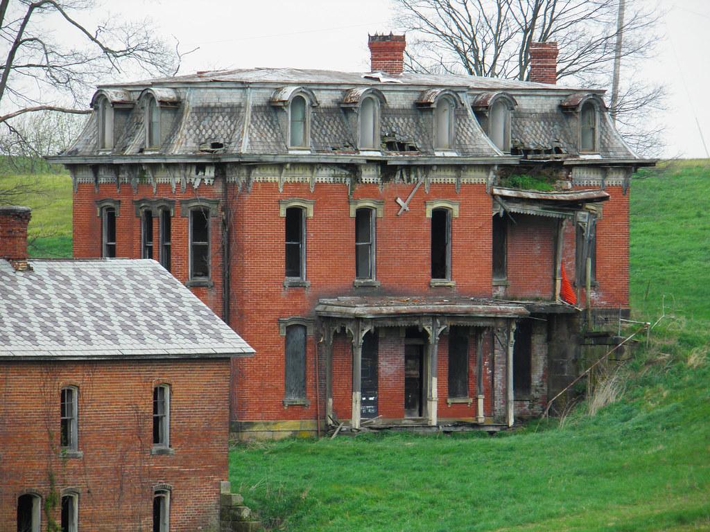 Mudhouse Mansion Sean Denney Flickr
