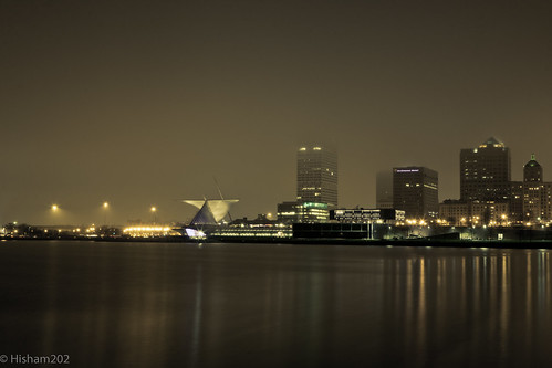 Milwaukee got foggy | by hisham202