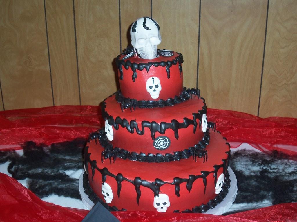 Scary Clown Cake Pan