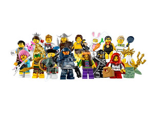 Series 7 Collectible Minifigs | by fbtb