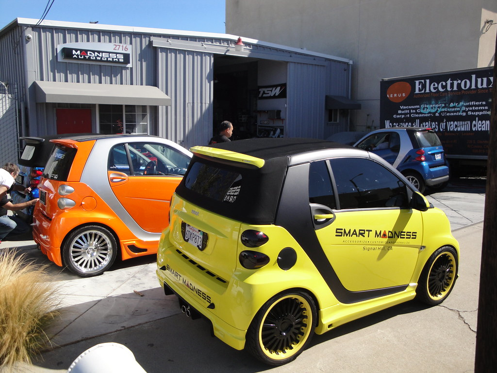 Custom Smart Cars Madness Autoworks Greg Gjerdingen Flickr