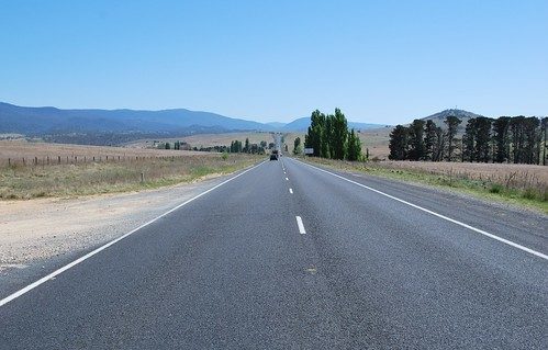 Monaro Highway between Cooma and Canberra | by andrew.napier