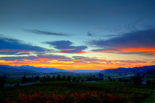 Sunrise over Alexander Valley | by Floyd's Noise