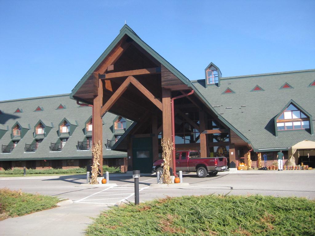 Eugene T Mahoney State Park Lodge Bonnie Brieden Flickr