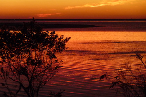 Sunset at Bayfront Park, Daphne 10/30/11 | by Fancy Horse