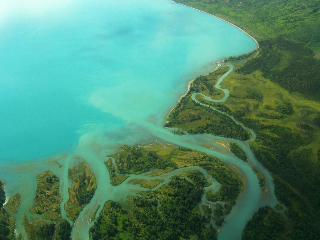 05 >> Skilak Lake. Kenai Penninsula, Alaska | winterbear.com | Paxson Woelber | Flickr