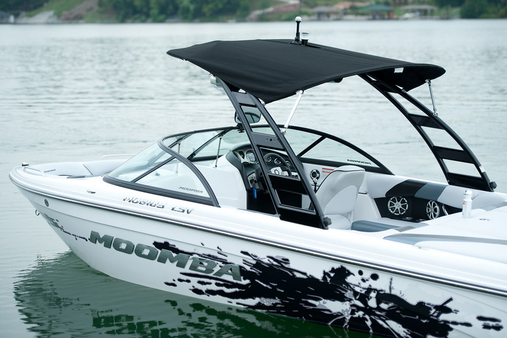 2012 mobius lsv oz tower with optional bimini no. Black Bedroom Furniture Sets. Home Design Ideas