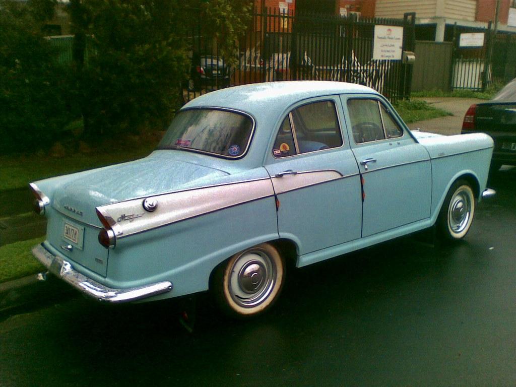 1962 Morris Major Elite sedan | 1962 Morris Major Elite seda… | Flickr