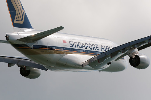 Singapore Airlines A380-800 9V-SKC-7270-Edit-2 | by CF Yuen