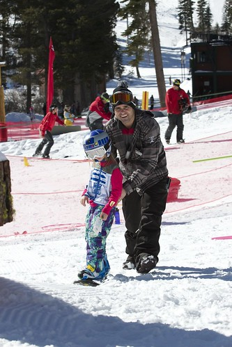 Learning to Snowboard at Sierra-at-Tahoe | by Tahoe South