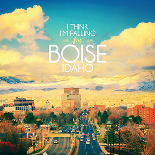 Ad for Boise | by MorganDesigns
