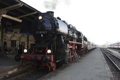 Sonderzug von Dresden nach Liberec - 2012-03-17