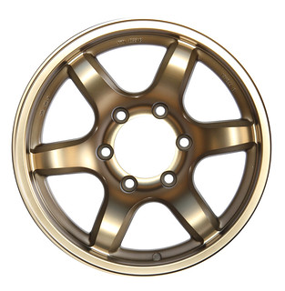"16x8"" Countersteer Offroad Anodized Bronze 