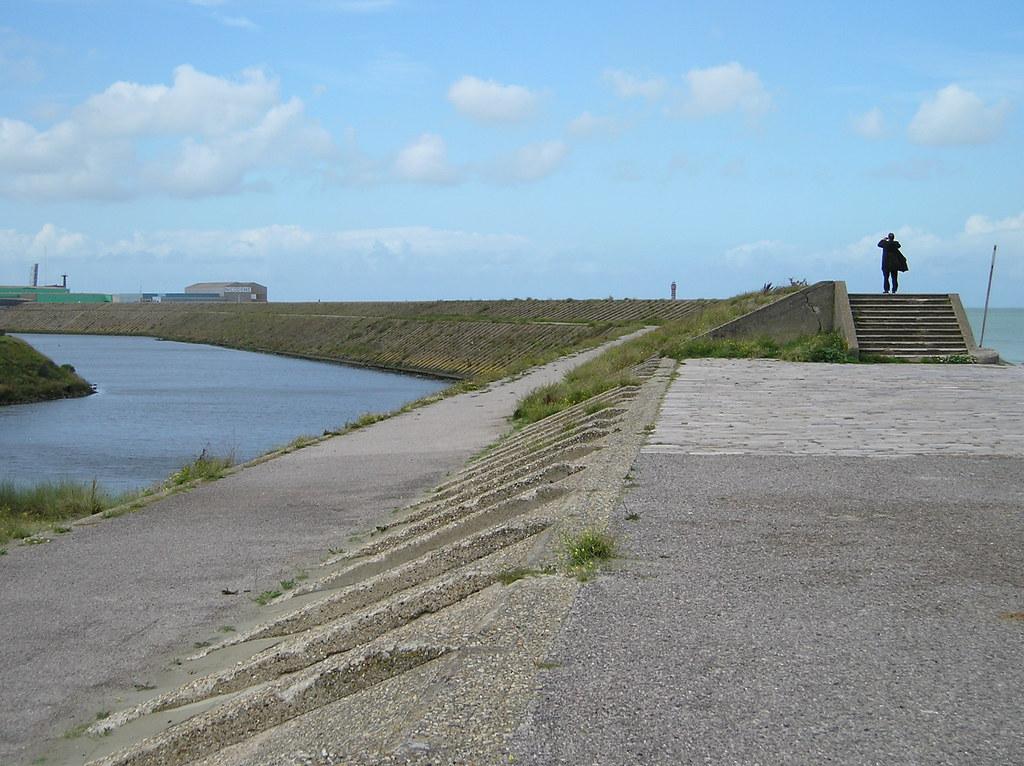 The Eastern Mole, Dunkirk. | greentool2002 | Flickr