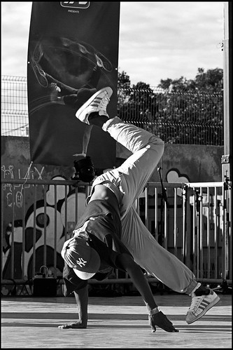 danseur hip-hop | by zolgy