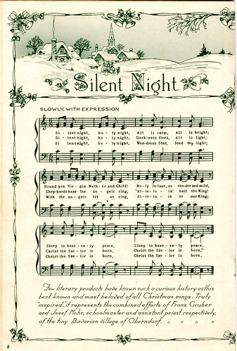 Silent Night | by raidensgrammie21