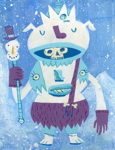 King Winter | by Nerfect.com