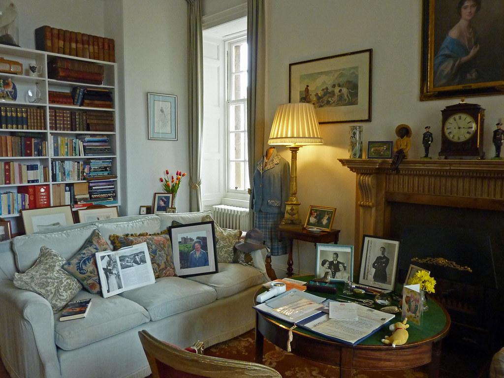 Inside Castle Of Mey Heather Birch Flickr