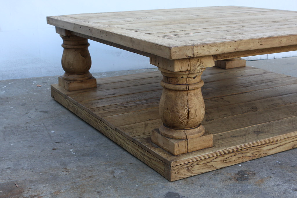 Reclaimed wood coffee table | Since 1989 we have been buildi… | Flickr