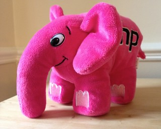 Side-lit Elephpant | by akrabat