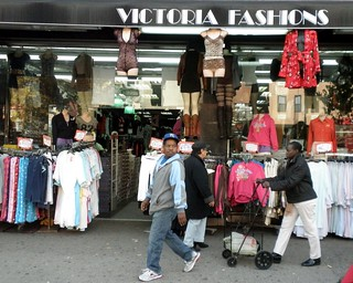Victoria Fashions Womens Clothing Store, East Harlem, New York City | by jag9889
