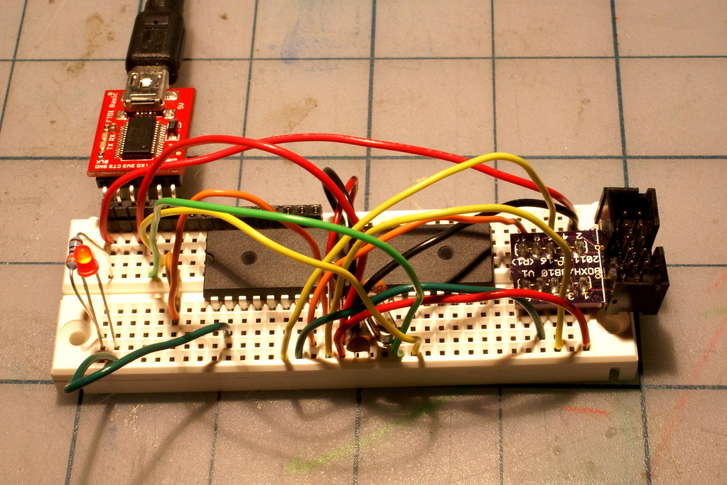 Embedded Innovation: Changing Arduino bootloader to Optiboot