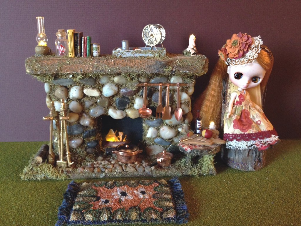 Fairy Furniture | By Torisaur Fairy Furniture | By Torisaur