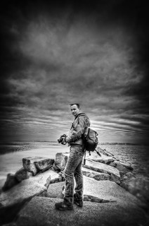 Seascape Photographer, Ed King | by Frank C. Grace (Trig Photography)