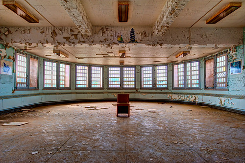 Hudson River State Hospital | by dbfoto®