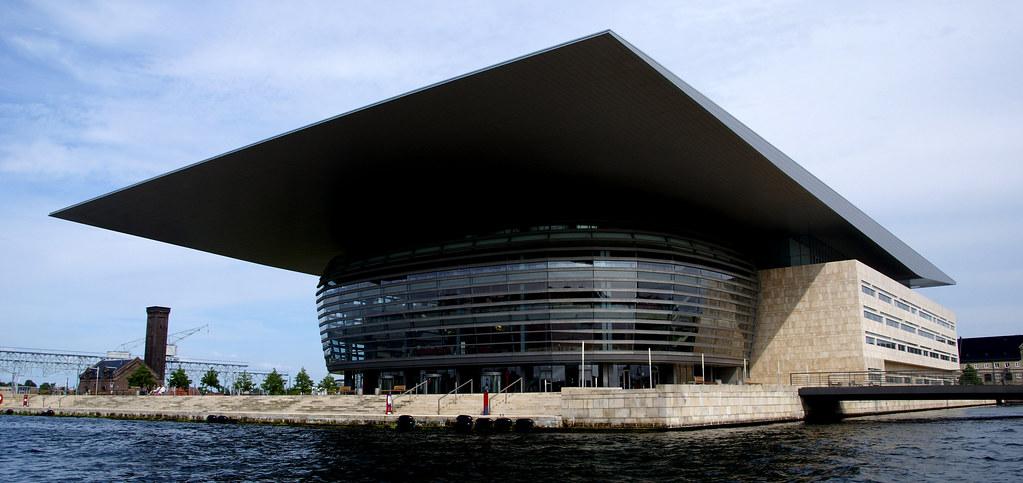 Opera Foyer Kopenhagen : Copenhagen opera house the