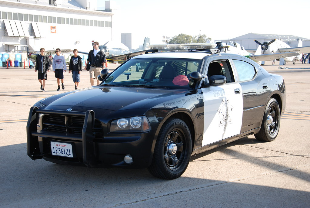 San Diego Dodge >> San Diego County Sheriff Department Dodge Charger Flickr